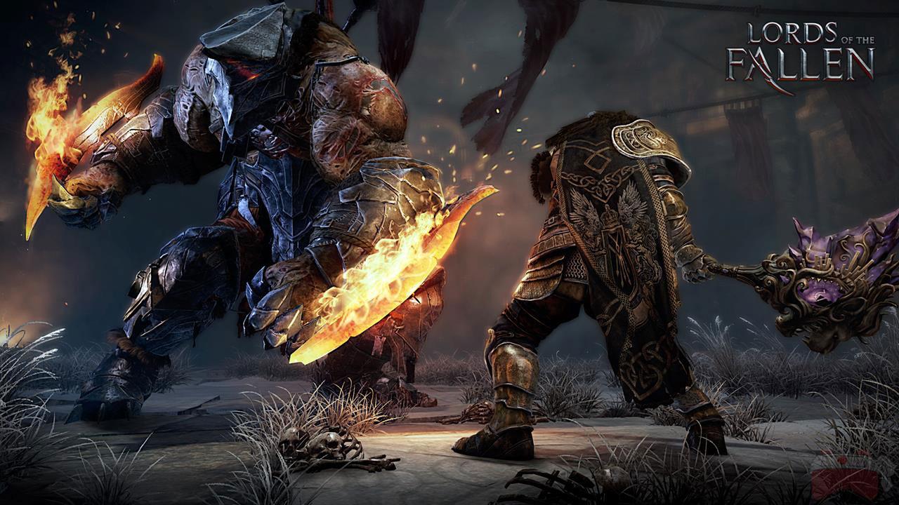 Lords of the fallen wordt ontwikkeld door een nieuwe studio