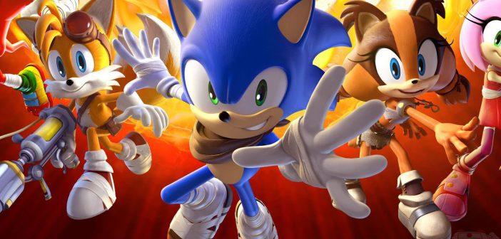 Nieuwe Sonic game in productie