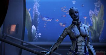 [Cosplay Stage] Liara T'Soni – Mass Effect