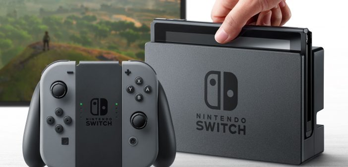 Nintendo Switch, Nintendo's nieuwste console uit de doeken gedaan!