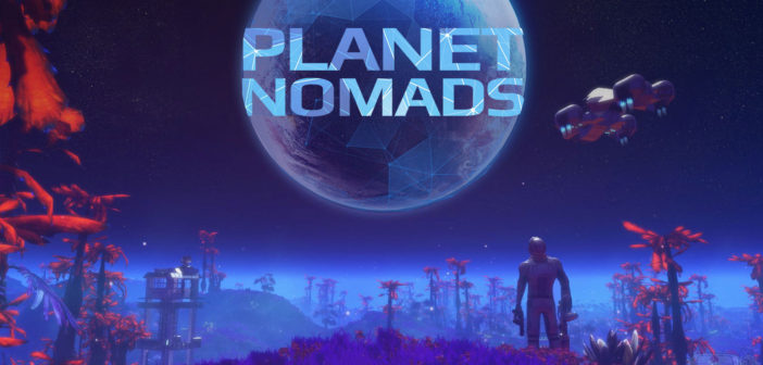 Planet Nomads komt in april naar Early Access