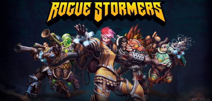 Fysieke versie Rogue Stormers komt eraan