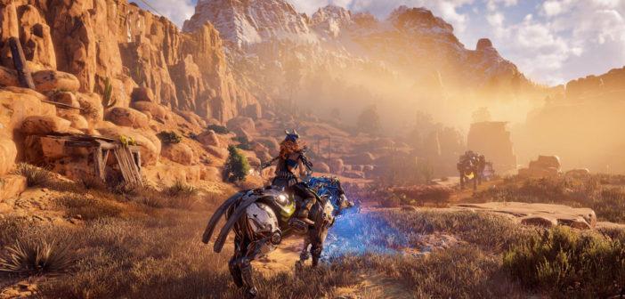 Horizon Zero Dawn krijgt mogelijk PC versie