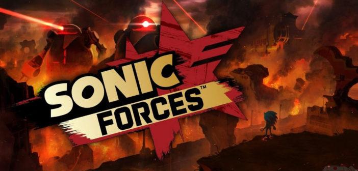 Sonic Forces gameplay toont de gratis 'Episode Shadow' DLC