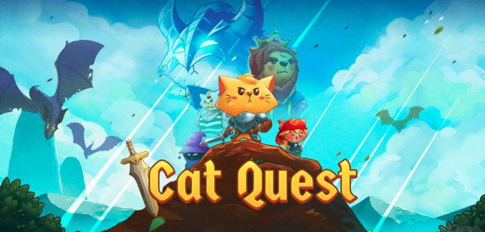 Cat Quest heeft nieuwe game modes en quests op PS4 en Switch