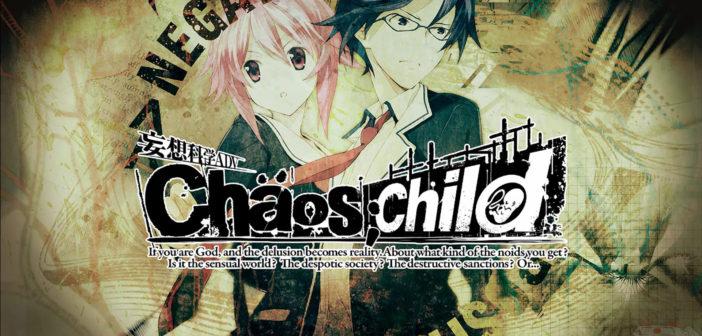 Chaos;Child komt in oktober naar Europa!