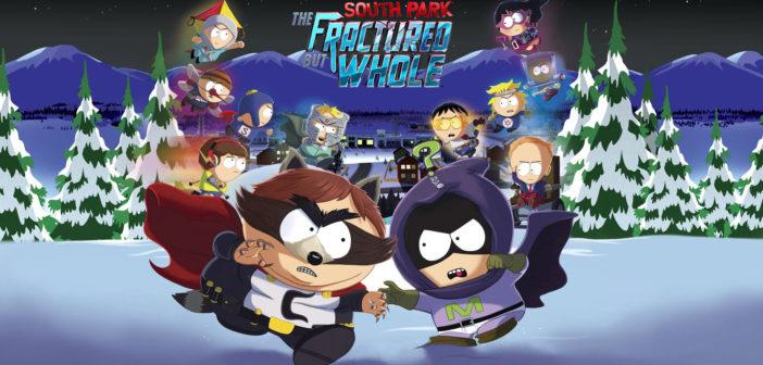 [Gerucht] South Park: The Fractured But Whole voor Switch mogelijk op komst
