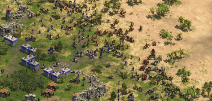 Nieuwe studio volledig besteed aan Age of Empires