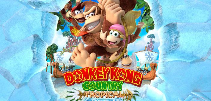 Nieuwe trailers voor Donkey Kong Country: Tropical Freeze vrijgegeven