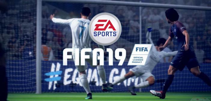 EA bekeek mogelijkheden voor cross-platform support voor FIFA 19