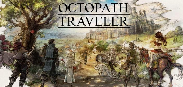 Square Enix verwerft merknaam art style Octopath Traveler