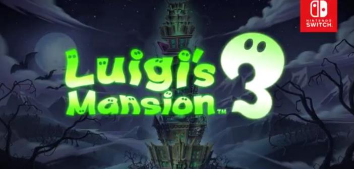Nieuwe trailer en website gelanceerd voor Luigi's Mansion 3