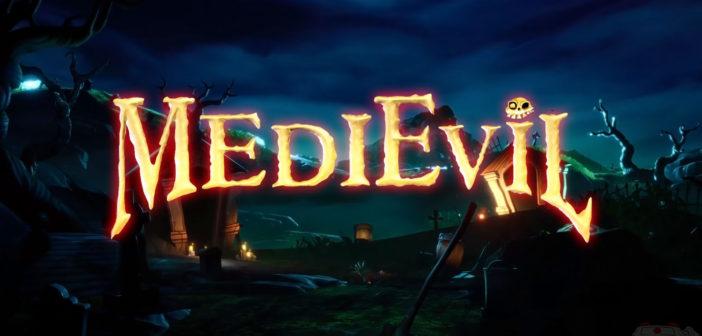Eerste gameplay trailer voor MediEvil gelanceerd