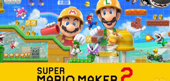 Super Mario Maker 2 aangekondigd voor Nintendo Switch