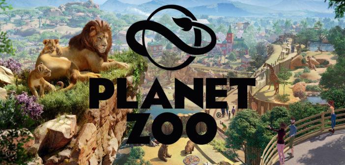 Nieuwe gameplay voor Planet Zoo