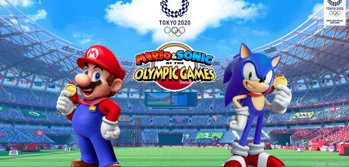 Mario & Sonic at the Olympic Games Tokyo 2020 krijgt nieuwe trailer