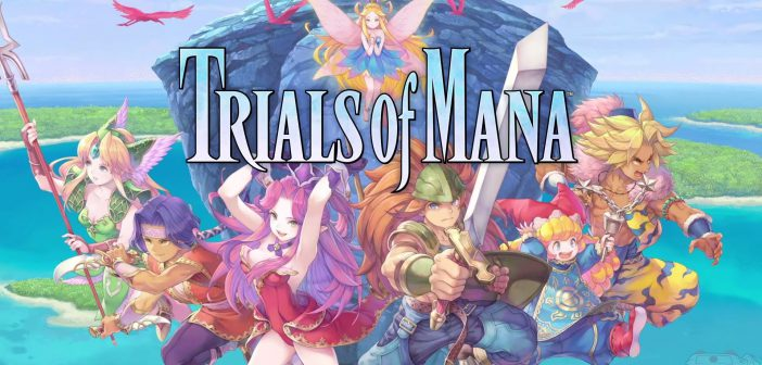 [E3 2019] Secret of Mana sequel verschijnt in 2020
