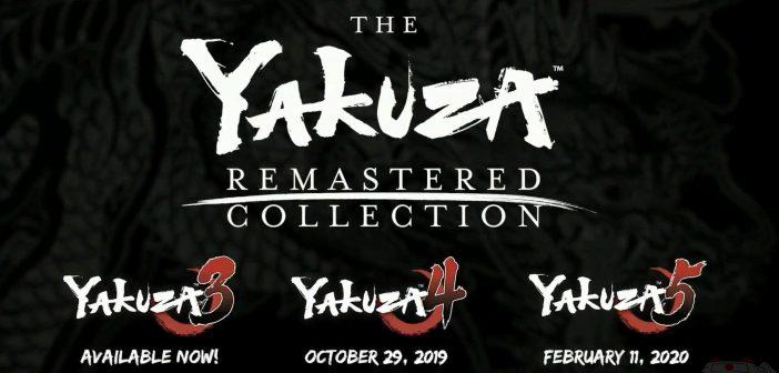 [Gamescom 2019] The Yakuza Remastered Collection komt naar het Westen, Yakuza 3 nu al beschikbaar