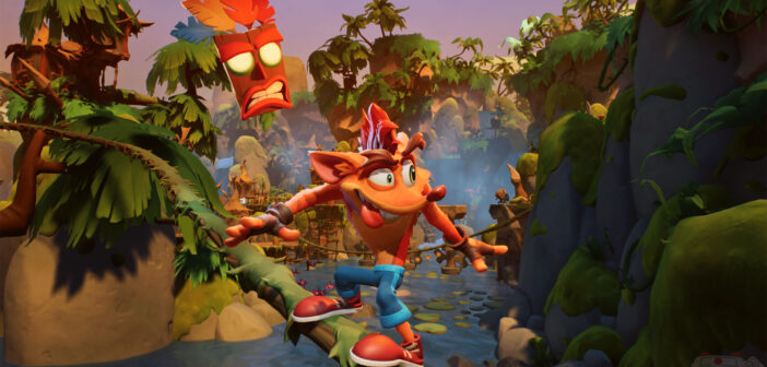 Crash Bandicoot 4: It's About Time aangekondigd