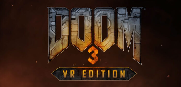DOOM 3 VR Edition is vanaf nu beschikbaar